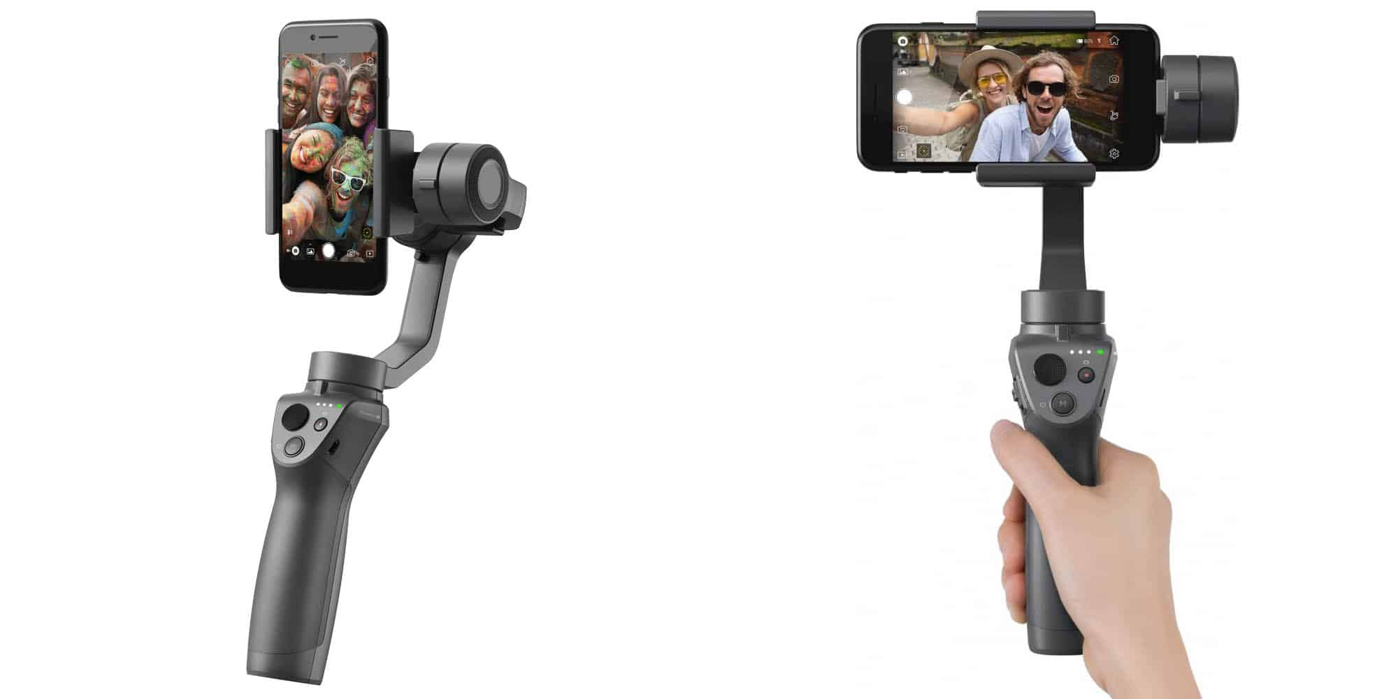 featured image for the dji osmo mobile 2 review