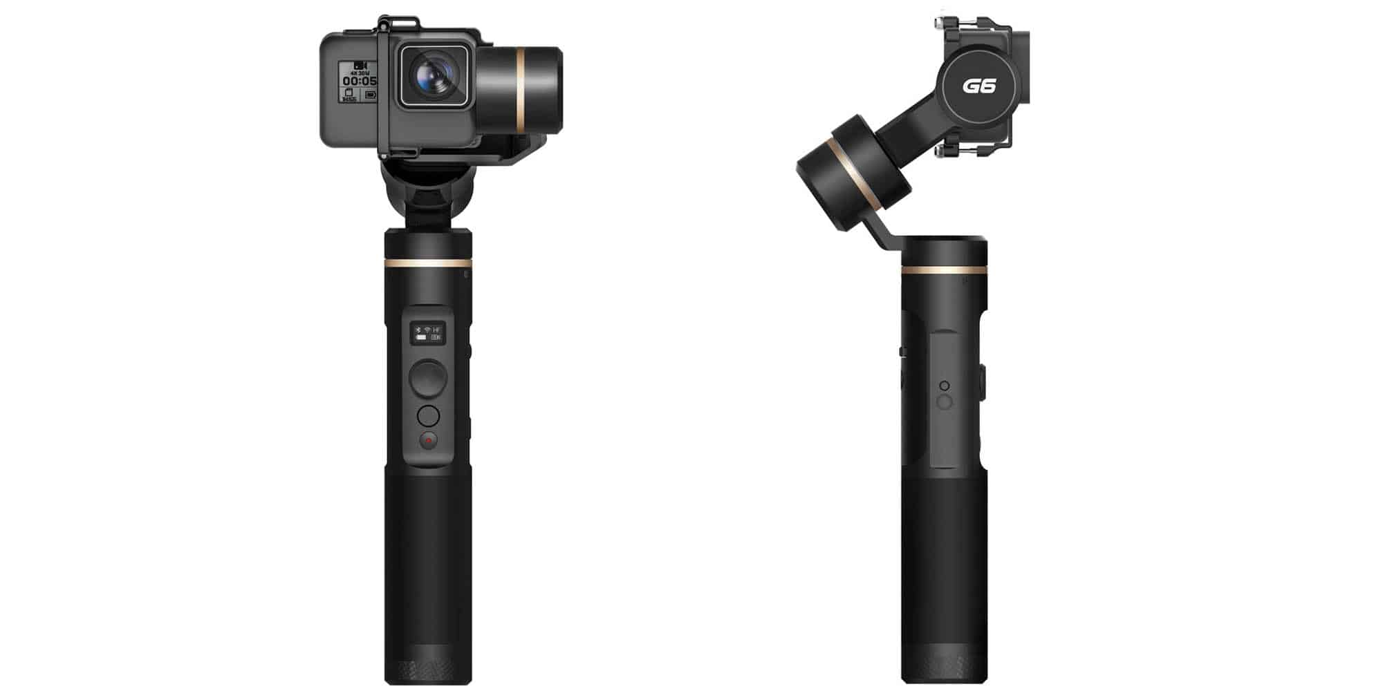 featured image for feiyu tech g6 gopro gimbal review