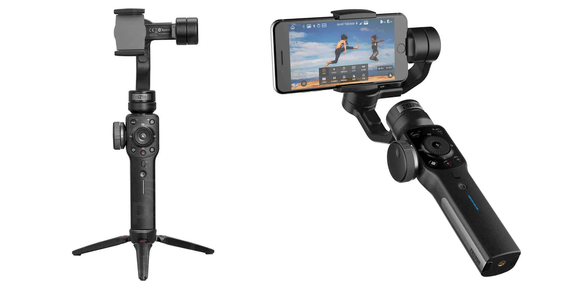 Featured image for zhiyun smooth 4 review