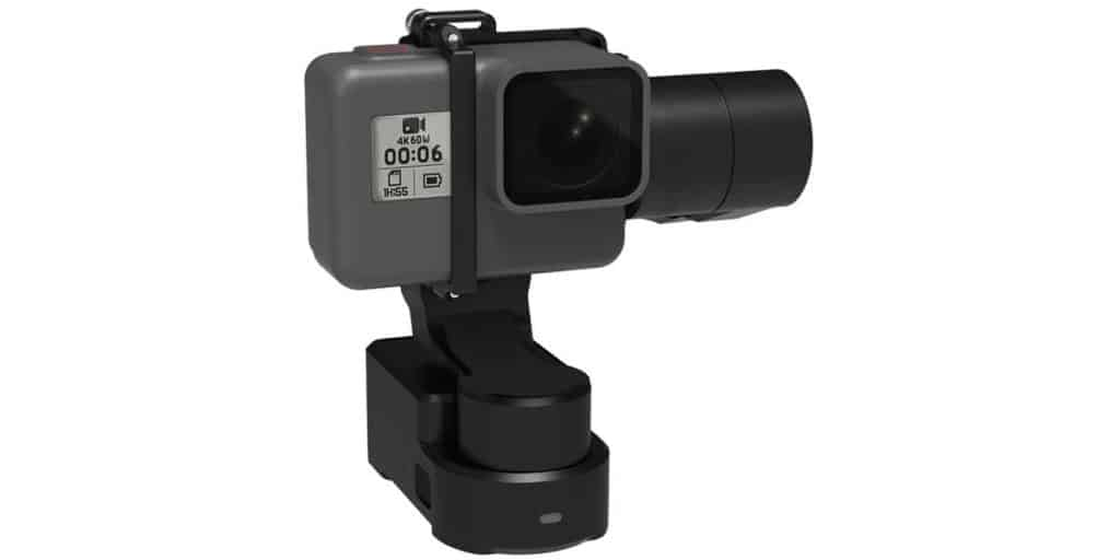 Feiyu WG2X Wearable GoPro Gimbal