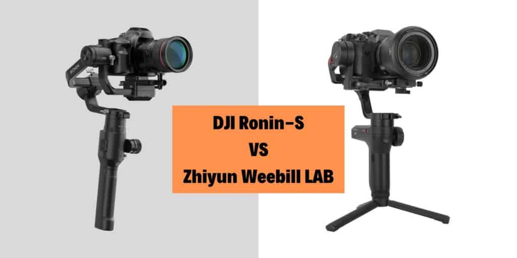 featured image for ronin-s vs weebill lab post